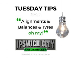 TUESDAY TIPS 2016.15